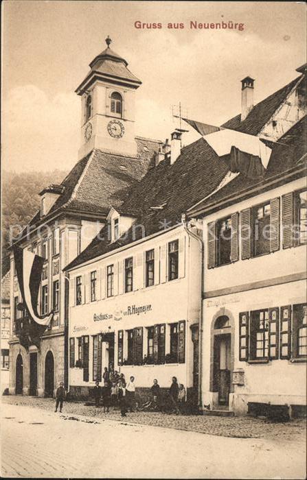Neuenbuerg Enz Gasthaus / Neuenbuerg /Enzkreis LKR