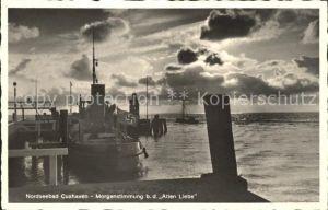 Cuxhaven Nordseebad Alte Liebe / Cuxhaven /Cuxhaven LKR
