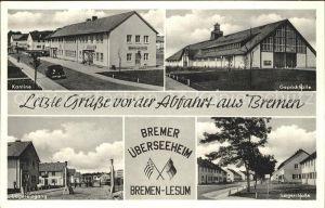 Lesum ueberseeheim  / Bremen /Bremen Stadtkreis