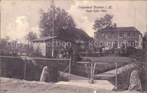 Dahme Ostseebad Pasch Eyler Platz / Dahme /Ostholstein LKR