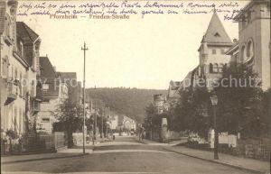 Pforzheim Friedenstrasse / Pforzheim /Enzkreis LKR