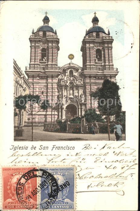 San Francisco California Iglesia / San Francisco /