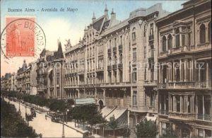 Buenos Aires Avenida de Mayo / Buenos Aires /