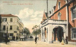 Gibraltar Convent & South Port Street / Gibraltar /