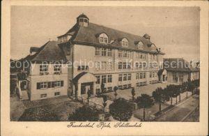 Frankenthal Pfalz Schillerschule / Frankenthal (Pfalz) /Frankenthal Pfalz Stadtkreis