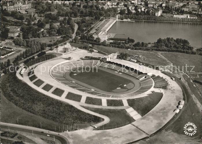 Hannover Niedersachsen-Stadion Fliegeraufnahme / Hannover /Region Hannover LKR
