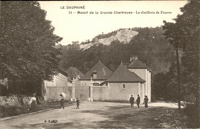 Grande Chartreuse Massif de la Grande Chartreuse / Saint-Pierre-de-Chartreuse /Arrond. de Grenoble