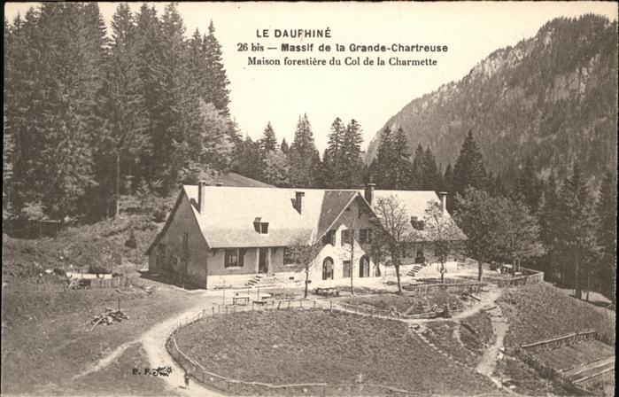 Grande Chartreuse Grande Chartreuse / Saint-Pierre-de-Chartreuse /Arrond. de Grenoble