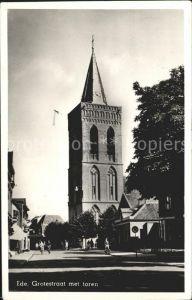 Ede Netherlands Grotestraat toren Kat. Ede