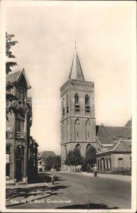 Ede Netherlands Kerk Grotestraat Kat. Ede