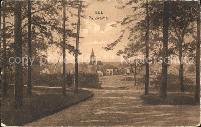 Ede Netherlands  Kat. Ede