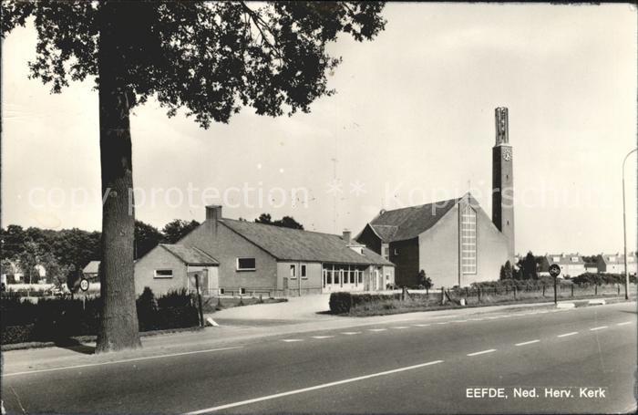 Eefde Kerk Kat. Eefde