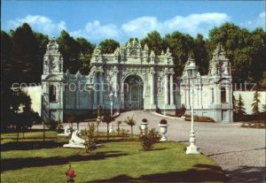 Istanbul Constantinopel Inneres Tor Palastes Dolmabahce / Istanbul /