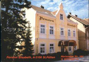 St Poelten Pension Elisabeth  Kat. St. Poelten