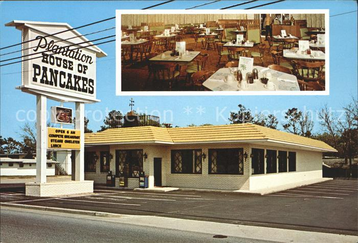 Plantation House Of Pancakes Myrtle Beach