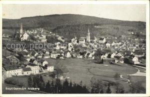 Arzberg Steiermark Totalansicht Kat. Arzberg
