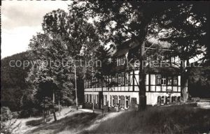 Ramsen Pfalz Schullandheim Kat. Ramsen