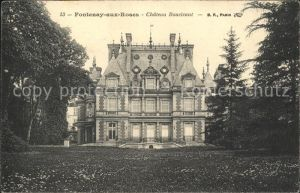 Fontenay aux Roses Chateau Boucicaut Kat. Fontenay aux Roses