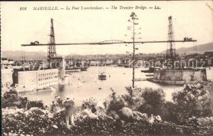 Marseille Pont Transbordeur Kat. Marseille