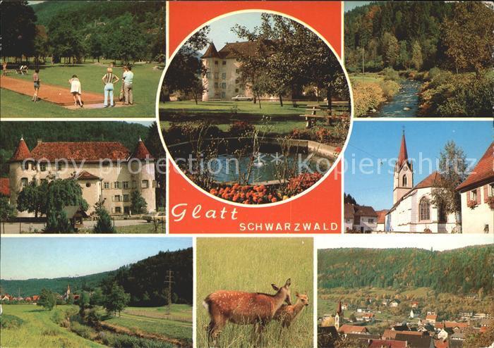Glatt  Kat. Sulz am Neckar