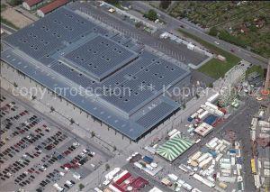 Freiburg Breisgau S.A.G. Solarstrom AG Freiburg Solarkraftwerk Neue Messe Freiburg Kat. Freiburg im Breisgau