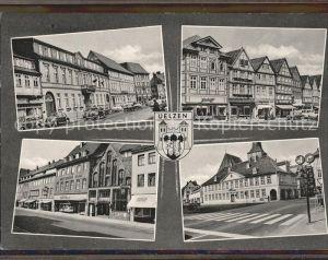 Uelzen Lueneburger Heide Restaurant Gildehaus Hotel Stadt Hamburg Kat. Uelzen