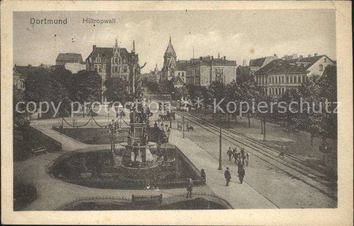 Dortmund Hiltropwall Kat. Dortmund