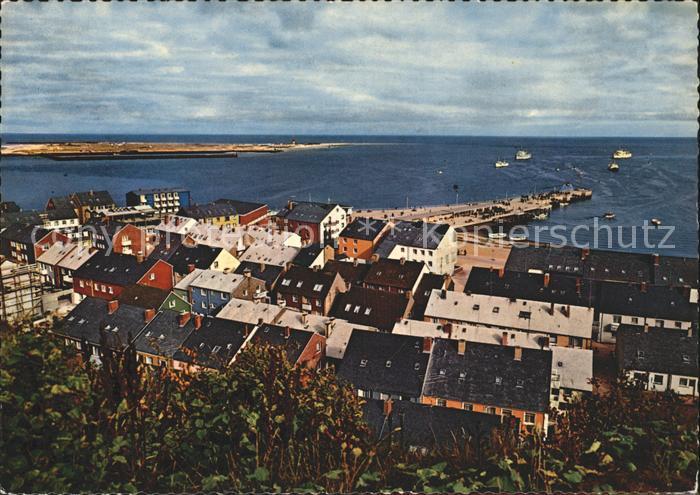 Helgoland Unterland und Badeduene / Helgoland /Pinneberg LKR