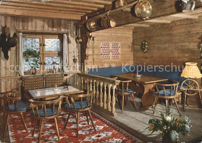 Restaurant Bad Wiessee