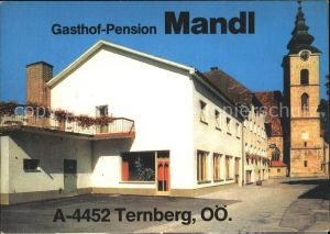 Ternberg Gasthaus Pension Mandl Kat. Ternberg