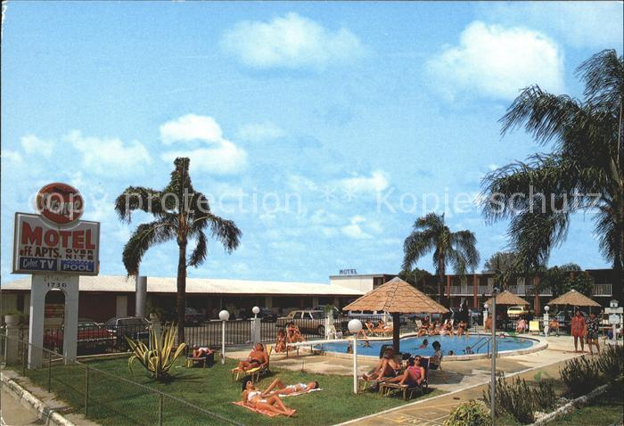 Amenities & Rates - The Orange Motel, Clearwater FL.