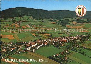 Ulrichsberg Oberoesterreich Fliegeraufnahme Kat. Ulrichsberg