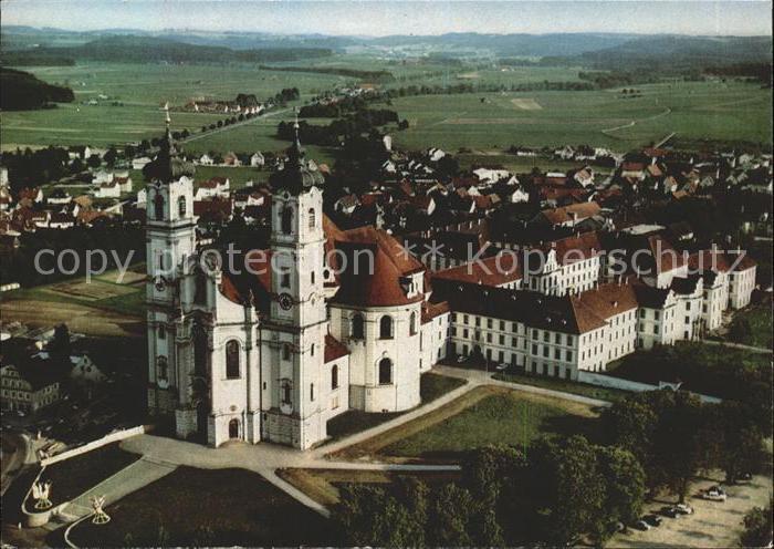 Ottobeuren Basilika Ottobeuren  Kat. Ottobeuren