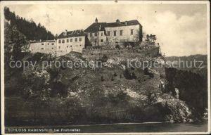 Frohnleiten Schloss Rabenstein Kat. Frohnleiten