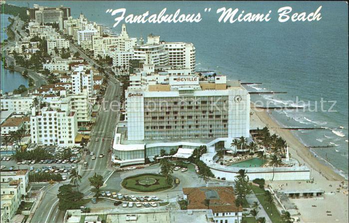 Miami Beach Hotel Row Beach Kat. Miami Beach