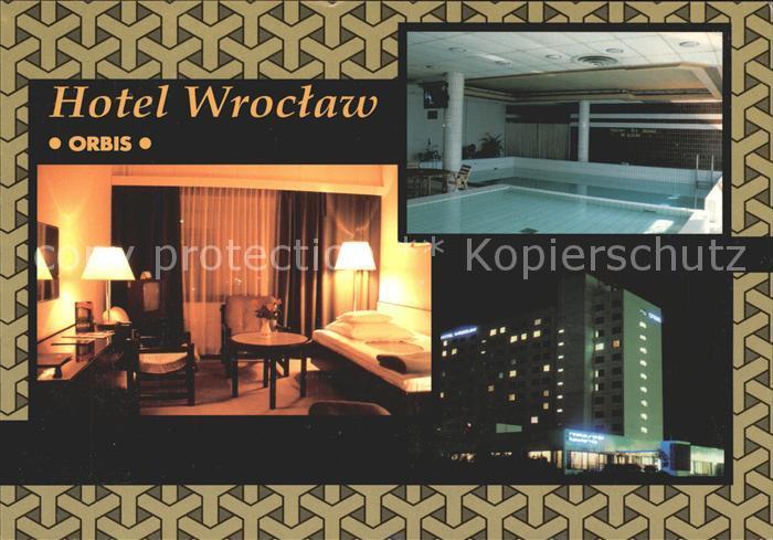 Wroclaw Hotel Orbis Wroclaw Kat. Wroclaw Breslau