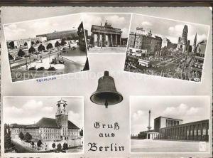 Berlin Tempelhof  Kat. Berlin