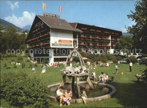 Trebesing Babyhotel Trebesinger Hof Bad Koenigsquell Kat. Trebesing