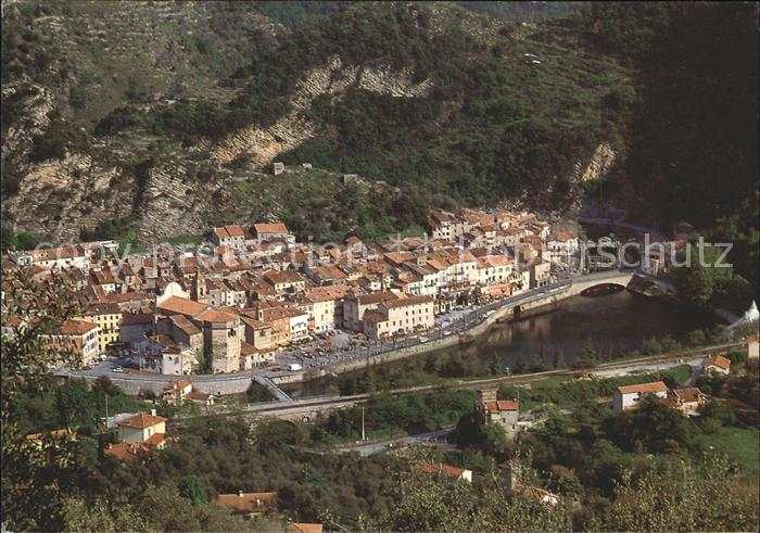 Breil sur Roya Pittoresque village vallee de la Roya Kat. Breil sur Roya