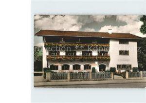 Oberammergau Hotel Pension Cafe Schilcherhof Kat. Oberammergau