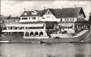 Arcen Hotel Cafe Restaurant Maashotel Kat. Venlo