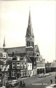 Culemborg Markt Kerk Kat. Culemborg