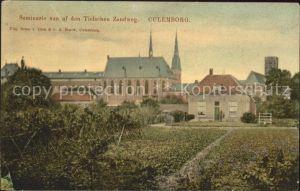 Culemborg Seminarie van af den Tielschen Zandweg Kat. Culemborg