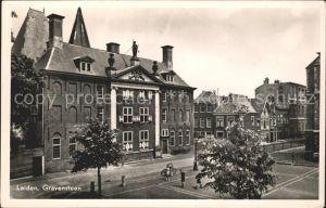 Leiden Gravensteen Kat. Leiden