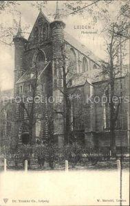 Leiden Pieterskerk Kat. Leiden