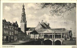 Leiden Korenbeursbrug Kat. Leiden