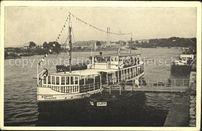 Arnhem Bootdienst Westerbouwing Arnhem Ausflugsboot Kat. Arnhem