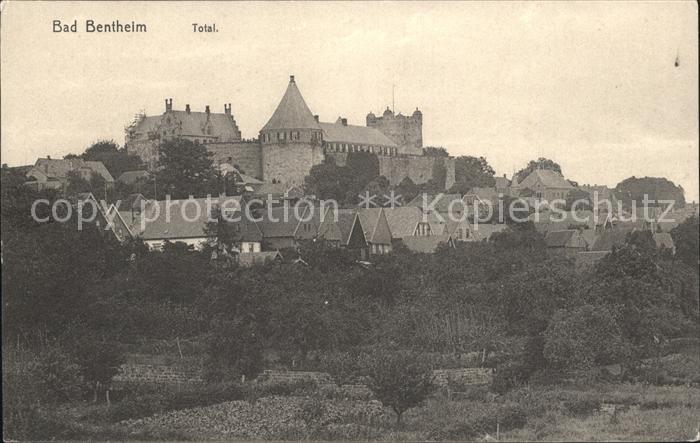 Bad Bentheim  Kat. Bad Bentheim