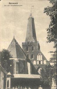 Barneveld Gelderland Jan van Schaffelaartoren Kat. Barneveld