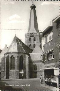 Barneveld Gelderland Herv. Kerk Kat. Barneveld